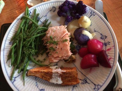 Emily's salmon