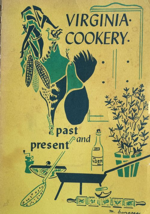 Viriginia cookery