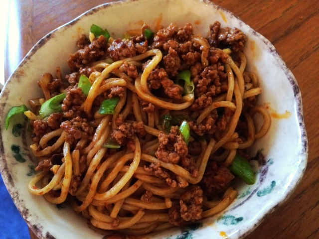 Two deliciously easy asian noodle dishes ruth reichl two deliciously easy asian noodle dishes forumfinder Choice Image